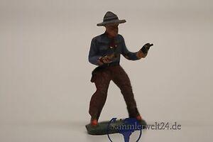 Elastolin Masse Cowboy  Schütze stehend  7,5 cm Serie  Wildwest