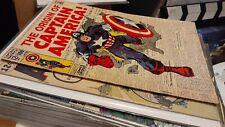 Captain America #109 The Orgin of the Captain