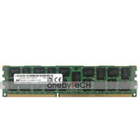 8GB 2RX4 PC3-12800R DDR3-1600 240P Registered RDIMM For HP ProLiant DL380p Gen8