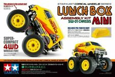 Tamiya 57409 1/24 RC Lunch Box Assembly Kit SW01 Chassis Star Unit Series