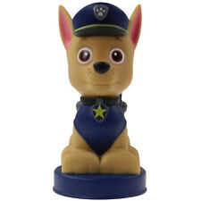 Paw Patrol Chase Childrens Kids LED Tablelamp Bedroom Bedside Night Lamp Light