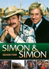 SIMON & SIMON SEASON FOUR 4 New Sealed 6 DVD Set