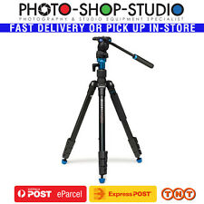 Benro A1883FS2C Video Travel Angel Tripod Kit Aero2 S Series Aluminium AU STOCK