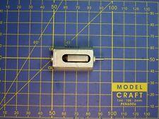 Moteur RAMMUS MO 180 + pignon 8 dents simple axe 2 mm ou autre  loco HO JOUEF