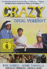DVD NEU/OVP - Crazy - Total verrückt - Rudi Carrell & Georg Thomalla