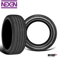 2 X New Nexen N'Fera SU1 255/45R19 104Y Ultra High Performance Size Tire