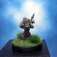 Painted Chainmail Miniature Goblin Warrior
