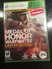 Medal of Honor: Warfighter Limited Edition Xbox 360 Brand New Factory Sealed