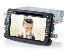 "Per DACIA DUSTER dal 2012 7"" Navigazione GPS Autoradio DVD Bluetooth MP3 USB DVR"
