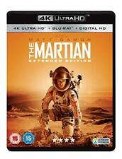 The Martian Extended Edition 4k UHD Blu-ray