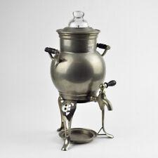 WMF Straußenmarke 123 - Samowar - Teebereiter - Kaffeebereiter - alt - Vintage