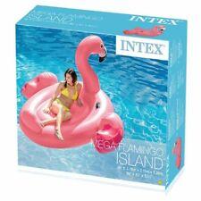 Intex 56288 Isola fenicottero gonfiabile 218 x 211 x 136 cm flamingo rosa