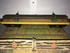 Collectable Vintage Hornby 'O' Gauge Model Railway Lumber Wagon RS 669