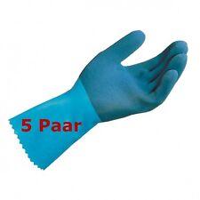 MAPA Jersette 301  Größe 9  Schutzhandschuh Naturlatex  mittlerer Schutz 5 Paar