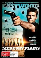 Mercury Plains (DVD) THRILLER Scott Eastwood [Region 4] NEW/SEALED