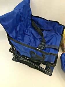 Regalo My Chair Portable Booster Activity and Feeding Seat, Carry Case, Liner