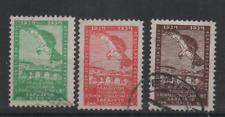 C43 Joegoslavie 272/74 gestempeld Vogels