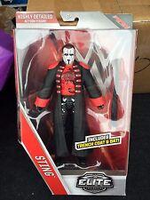 Mattel WWE Elite 39 Sting Trenchcoat Bat CHEAP Worldwide Shipping