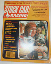 Stock Car Racing Magazine Championship & Earles & Cooper January 1978 122314R