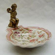 Porcelana Według formy i funkcji PORZELLANSCHALE ANTIK ENGEL Schale mit Fuss Engelschale JARDINIERE Barockschale