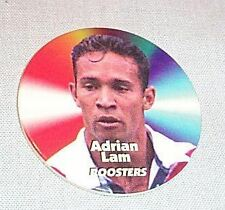 1997 RUGBY LEAGUE TAZO  #26 ADRIAN LAM,  SYDNEY ROOSTERS