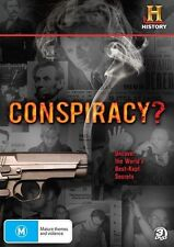 Conspiracy? (DVD, 2012, 3-Disc Set)