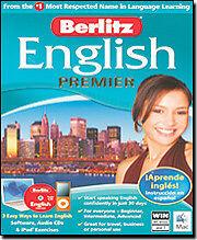 Berlitz English Premier Language Learning (INSTRUCCION EN ESPANOL) NUEVO