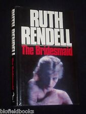 Ruth Rendell: The Bridesmaid - 1989-1st British Crime Thriller, Fiction Novel