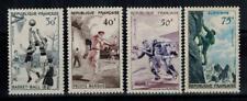 (a36) timbres de France n° 1072/1075 neufs** année 1956