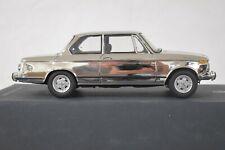 Kyosho BMW 2002 tii Chrome Edition Diecast Model -  w/Box - Ltd Ed Only 2002 pcs