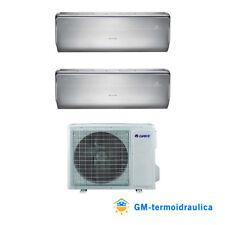 Condizionatore Inverter Dual Split Gree U-CROWN 9+12 9000+12000 Btu A++ GWHD(18)