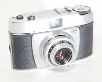 Adox Pronto Kamera Camera Schneider Kreuznach Radionar 45mm 1:2.8 Objektiv #70