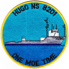 TYL-8201 USNS Hugo Patch