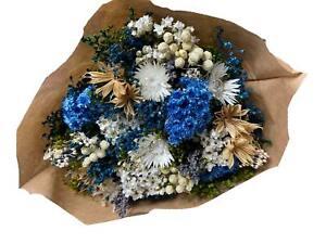 Trockenblumen- Strauß