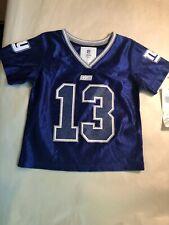 best service eb3b7 5c3b9 New York Giants Girls Odell Beckham NFL Fan Apparel ...