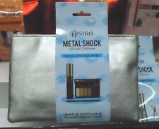 Astra Make Up confezione regalo trousse Metal Shock mascara ombretti pennellino