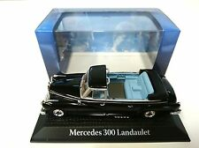 MERCEDES 300 LANDAULET - ADENAUER 1963 - 1:43 NOREV ATLAS MODEL VOITURE