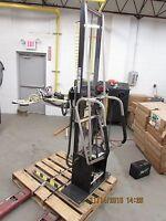 Alum-A-Lift Custom Material Lift; Battery Powered
