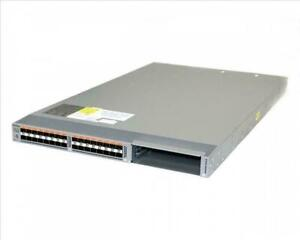 USED Cisco N5K-C5548UP-FA Nexus 5548UP Chassis, 32 10GbE Ports, Bundle 2 PS