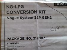 217087  Ideal NG - LPG CONVERSION KIT Vogue System 32P GEN 2 FREE UK POSTAGE