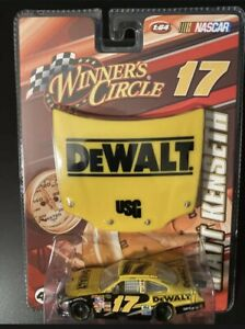 2008 #17 Matt Kenseth 1/64 Rare COT DeWalt NASCAR Winner's Circle Ford New