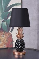 Tischlampe Ananas Lampe Nachttischlampe Miami Leuchte Pineapple Tischleuchte
