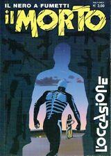 Fumetto Noir IL MORTO n.18