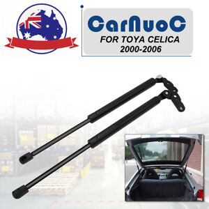1 Pair For 2000-2006 Toyota Celica Rear Lift Supports Gas Struts Tailgates