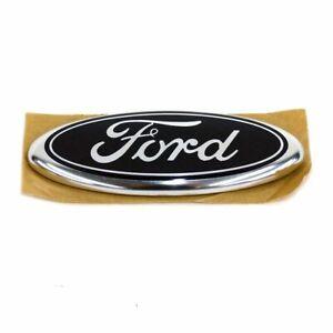 OEM NEW 10-19 Ford Transit Rear Back Door Blue Ford Oval Emblem 9T1Z16605A