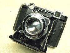Antique Zeiss Ikon SUPER IKONTA 532/16 Folding Bellows Camera. 120 6x6 cm FILM