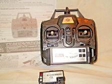Heng Long 2.4ghz Dual Sound Transmitter package