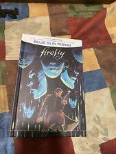Firefly Blue Sun Rising Volume 1 Hardcover Gn Pak Whedon Serenity New Nm