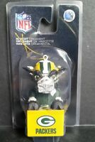 NFL Green Bay PACKERS Mascot Mini Tiki Totem Ornament 3OT3811MAS QTY DISCOUNT