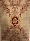 Beautiful 1921 French Painting For Textile Development (3383)